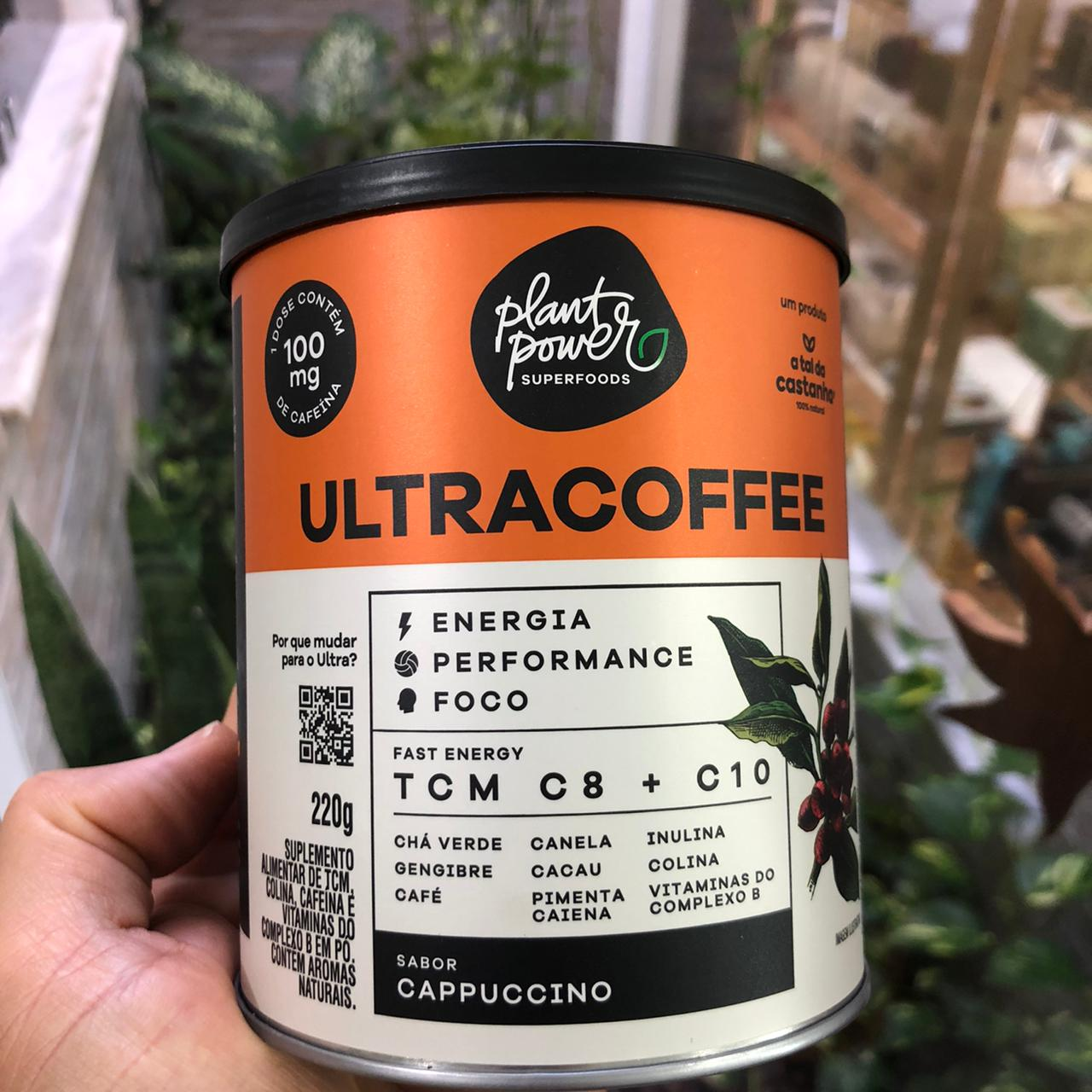 Ultracoffee Cappuccino 220g Plant Power A Tal da Castanha (BR) – Mercato  Verde– Loja de Produtos Naturais em Aracaju